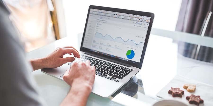 analyse de statistiques Google Analytics